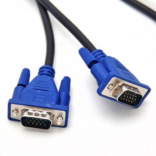 1.5M VGA Male Monitor Video Extension Cable