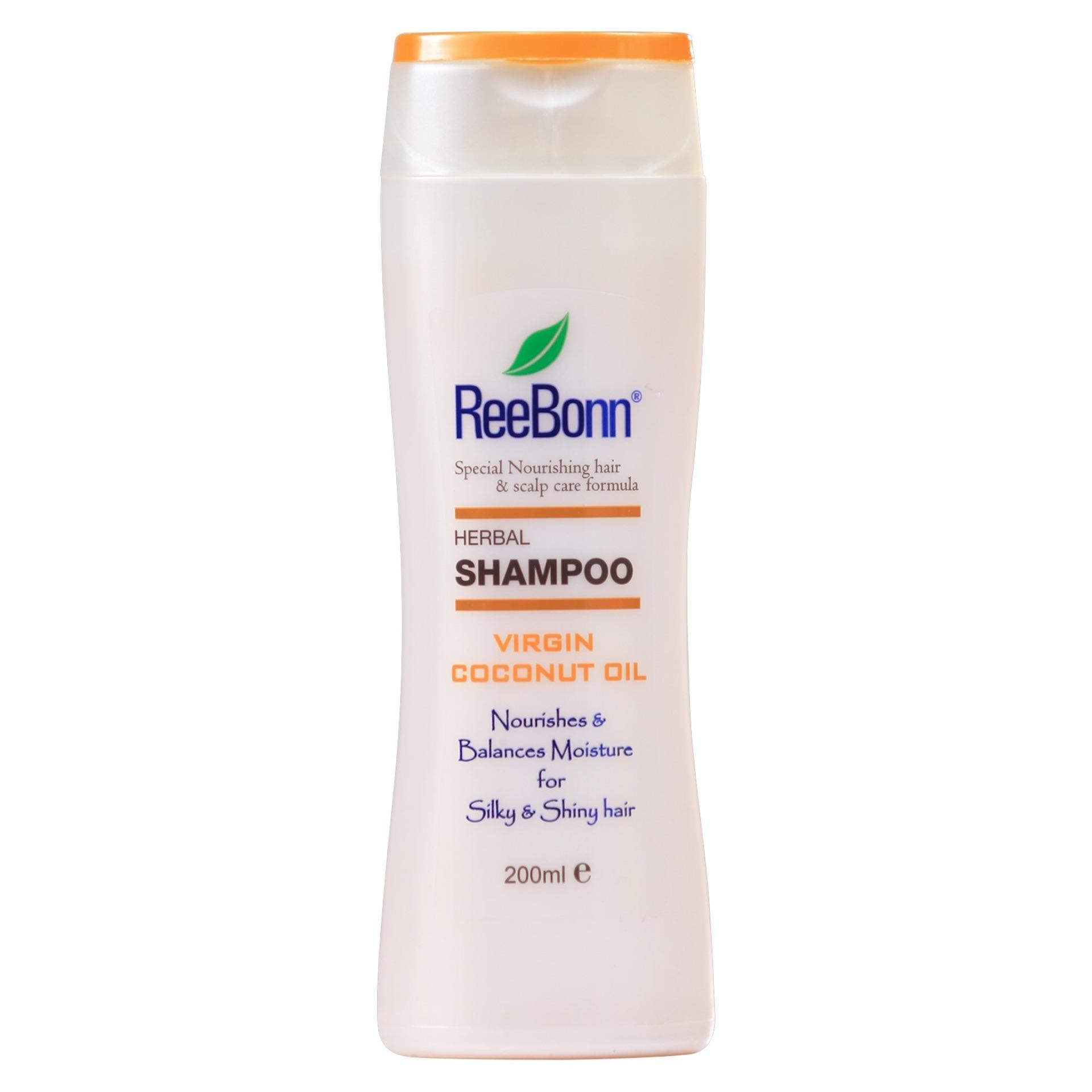 Herbal Shampoo Virgin Coconut Oil-200ml