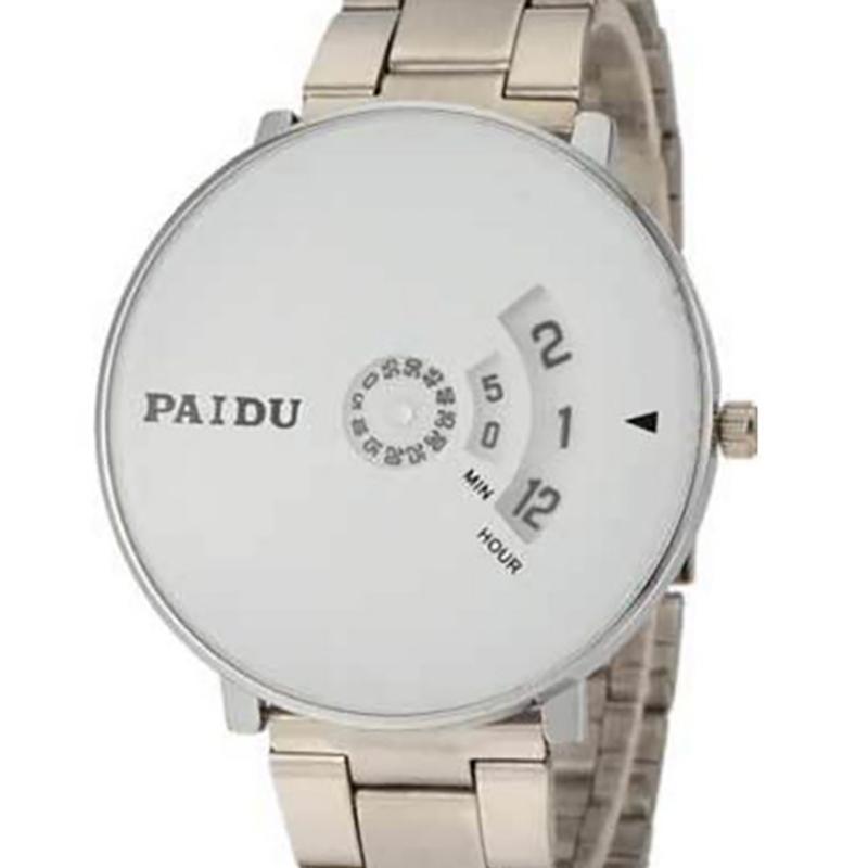 Men's Paidu White Dial Watch