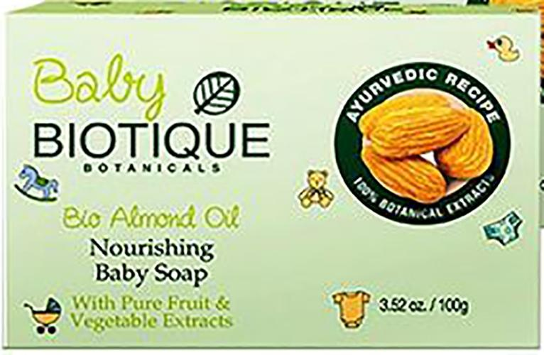 Bio Almond Oil Nourishing Baby Soap