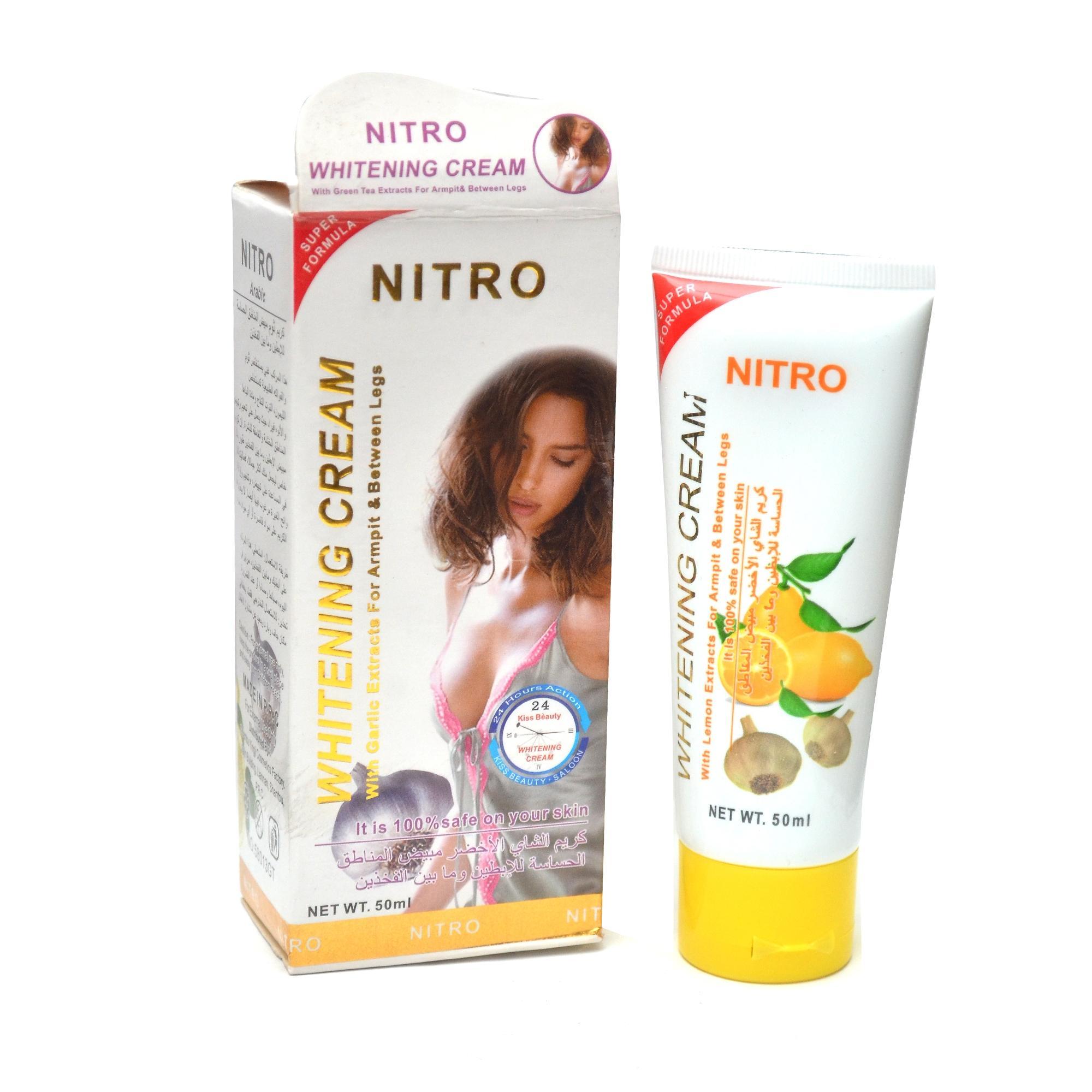 Women's Nitro armpit whitening cream