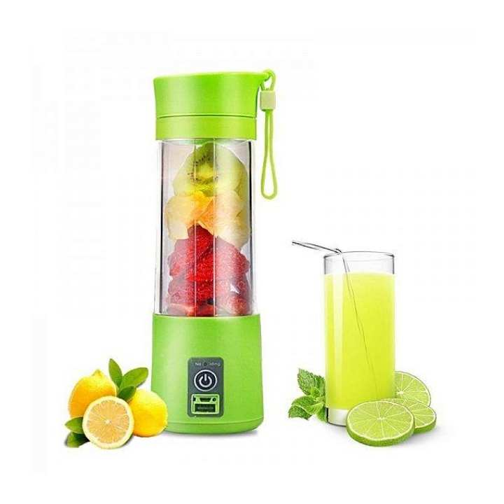 Portable And Rechargeable Juice Blender