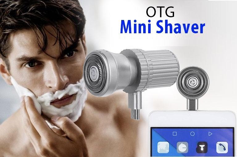 Portable OTG Mini Shaver
