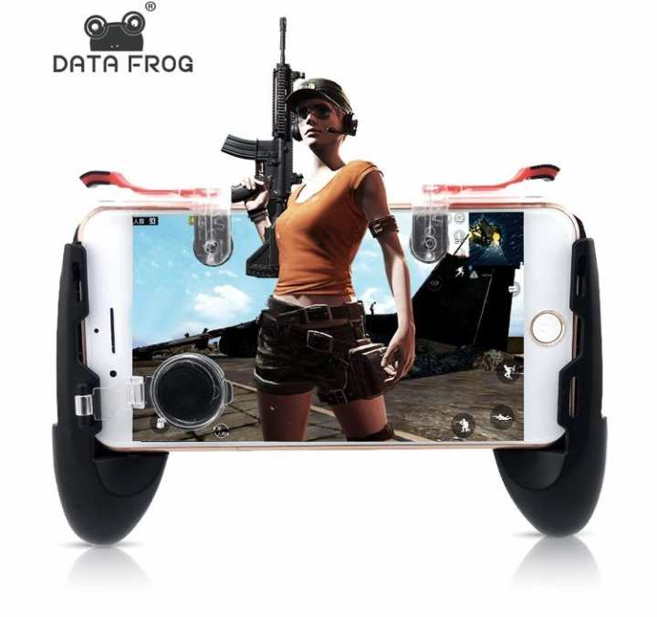 Game controller - pubg universal gamepad / joystick / grip handle for mobile phones