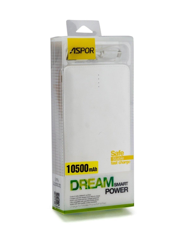 ASPOR A382 10500mAh Power Bank