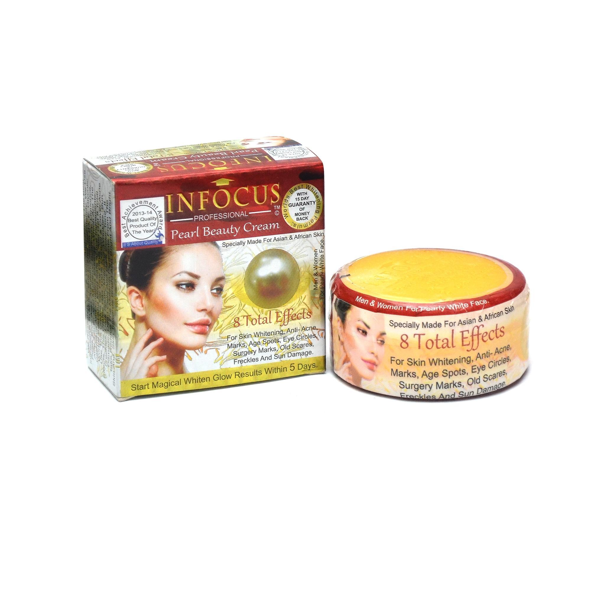 Women's Infocus Pearl Whiting Cream