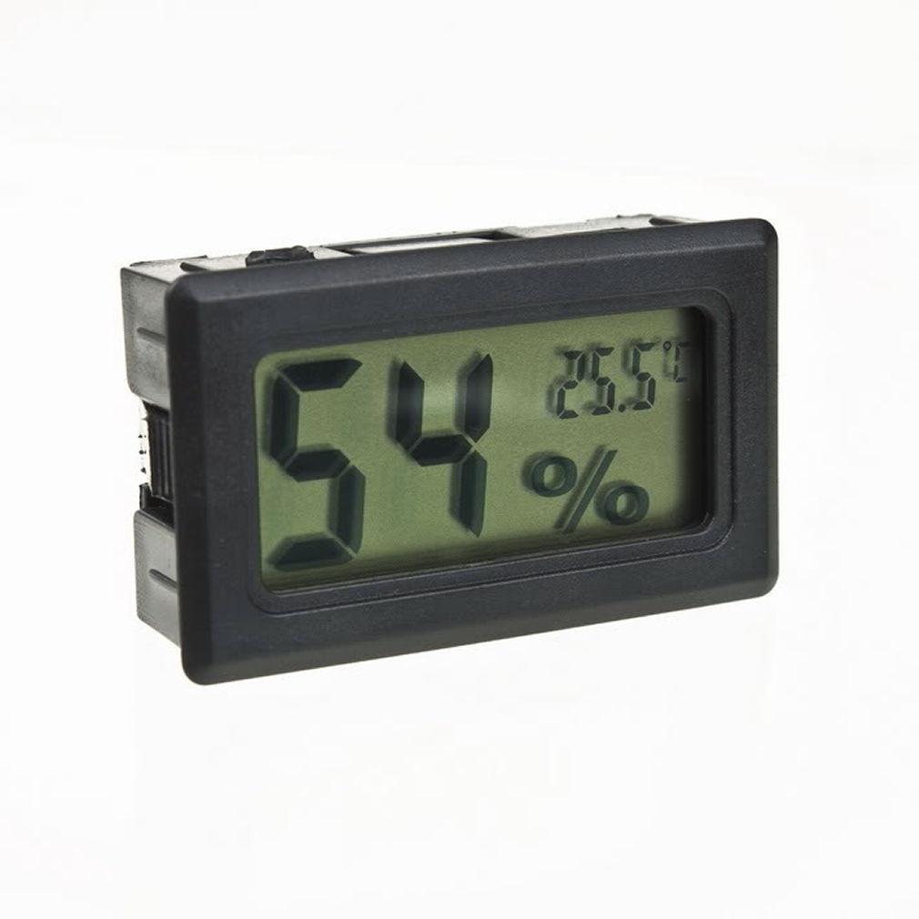 Humidity Meter LCD Indoor Temperature