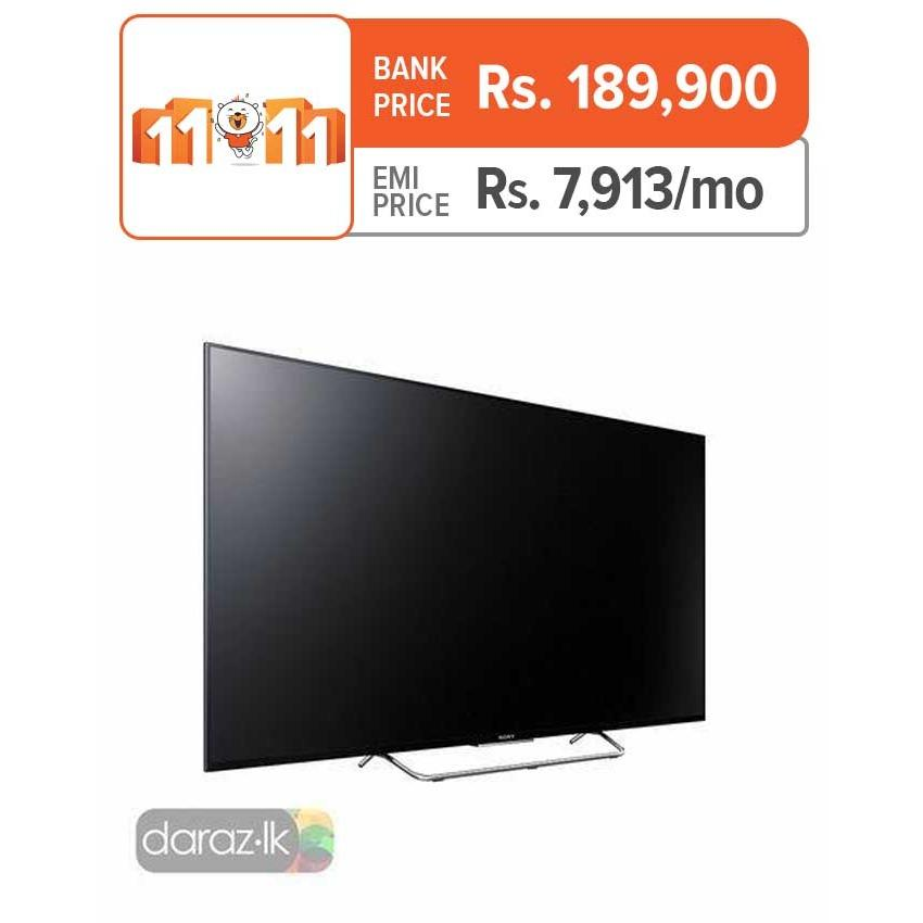 8ea077728 55 Inch W800C Full HD 3D Android TV