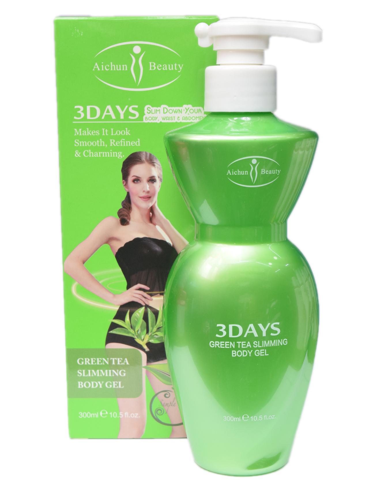 Aichun Beauty Buy At Best Price In Srilanka Www Hot Gel Green Tea Slimming Body 300ml