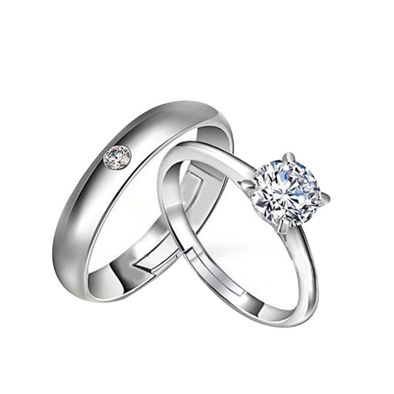 Combo of Sterling Silver Rings