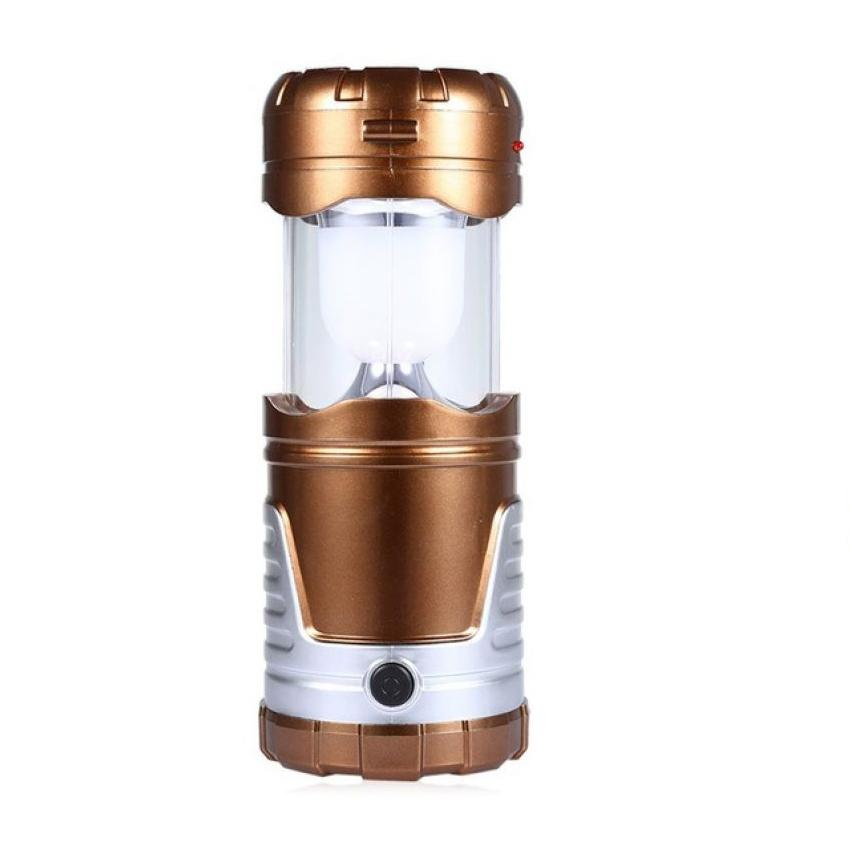 Camping Light LED Rechargeable Hand Lamp