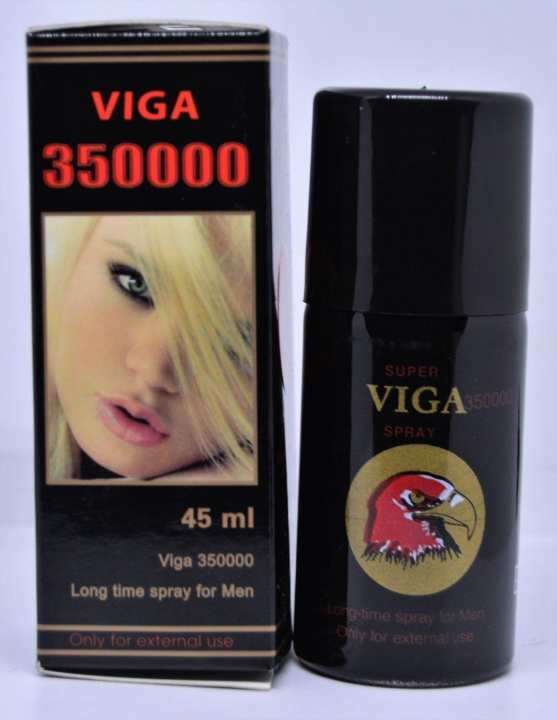 New Super Viga 350000 Long Time Delay Spray For Super Hard Long Time Sex