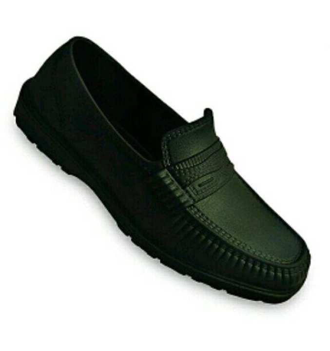 Rubber Shoe - Black