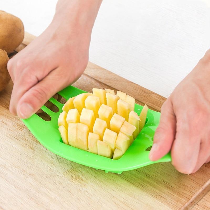 Stainless Steel Vegetable Potato Slicer Cutter