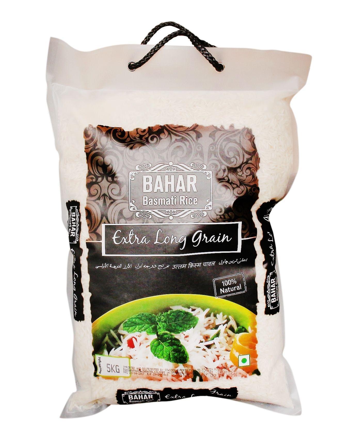 Long Grand Asiain Basmati Rice 5kg