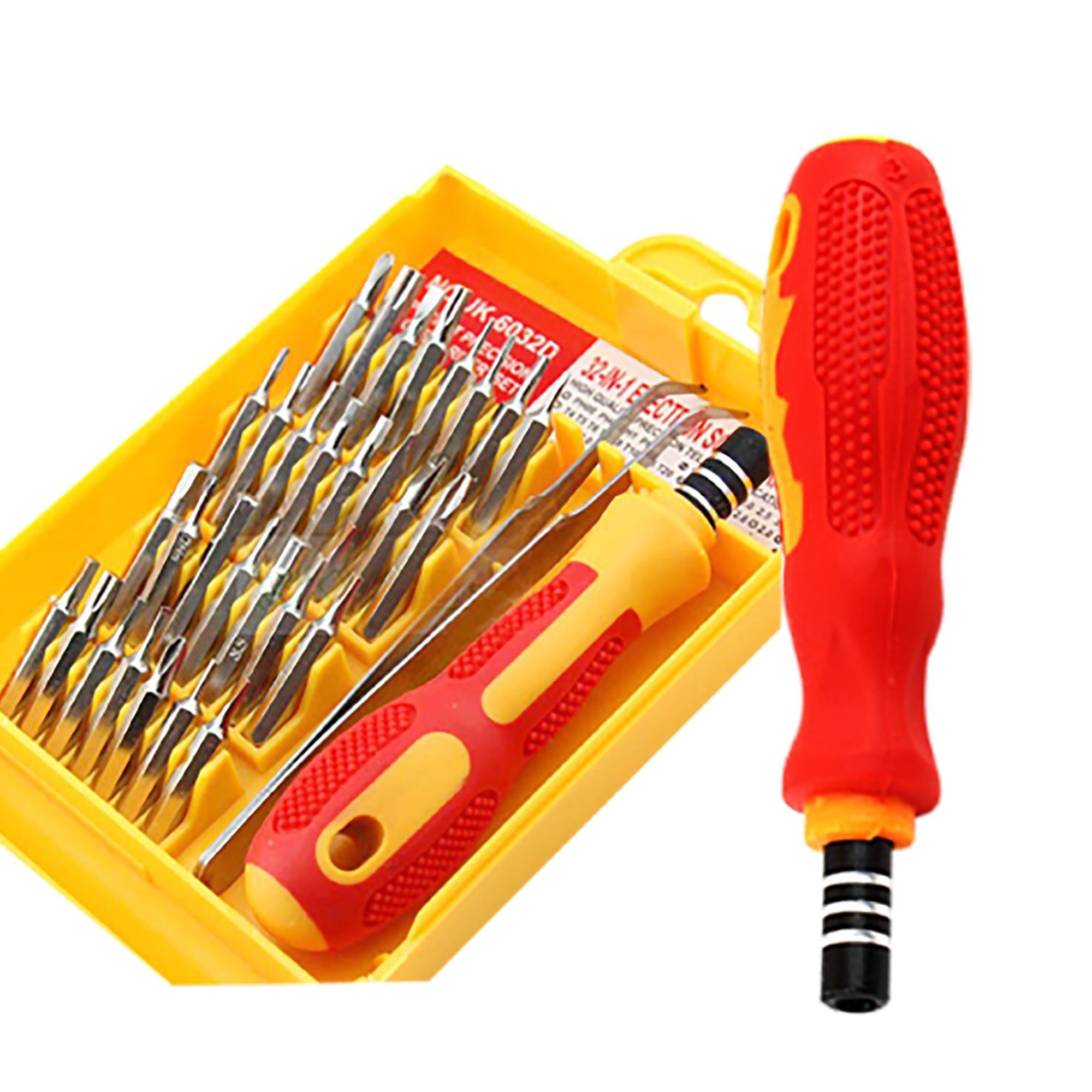 32 in 1 Multi Purpose Magnetic Presicion Repair Tool Box