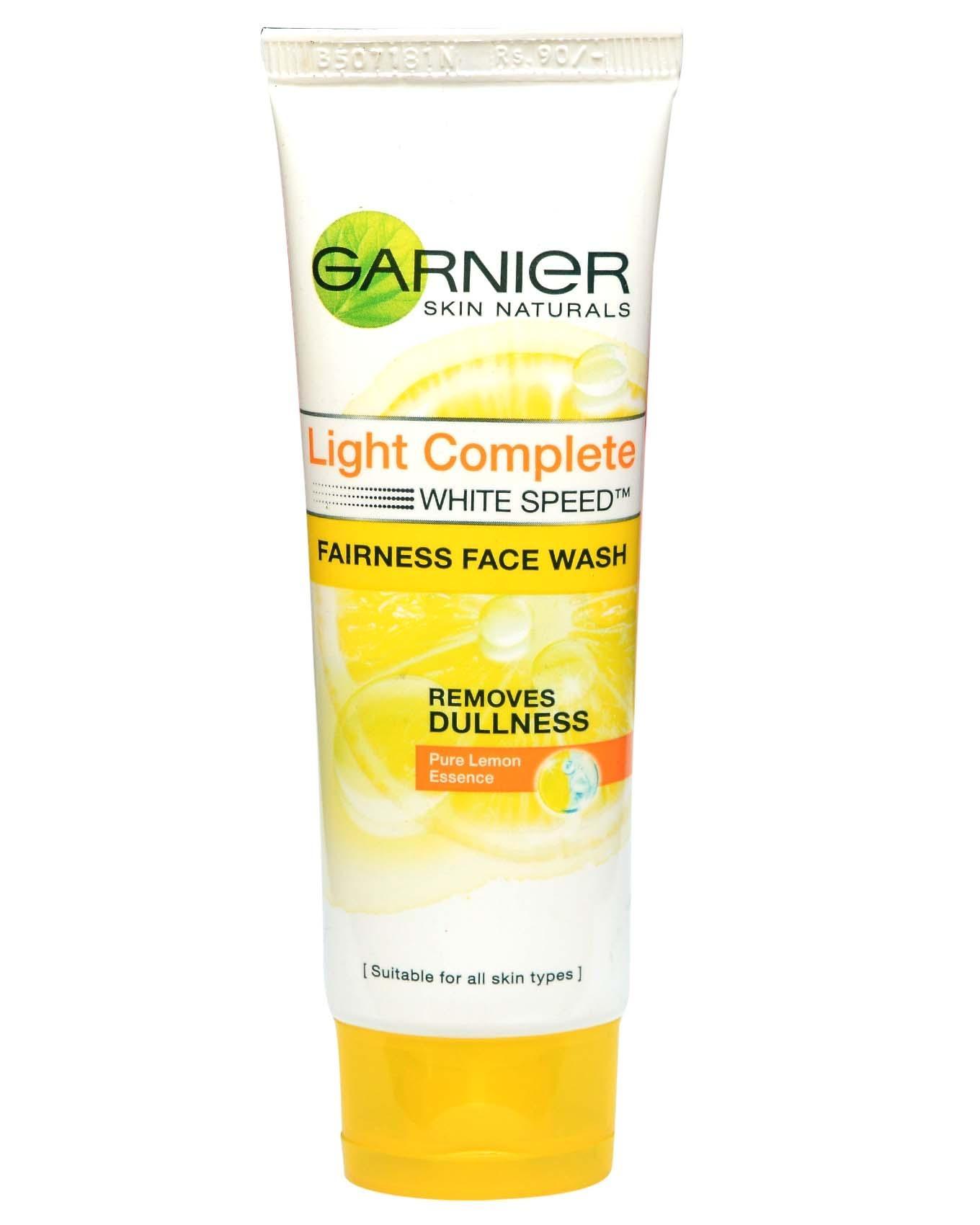 Lion Stargarniergt Buy At Best Price In Garnier Light Complete White Speed Super Foam 10 100ml Face Wash 50g