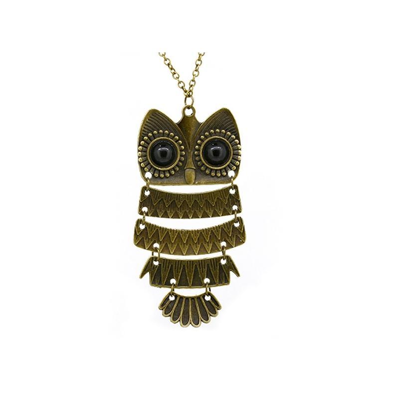 Women's Owl Pendant