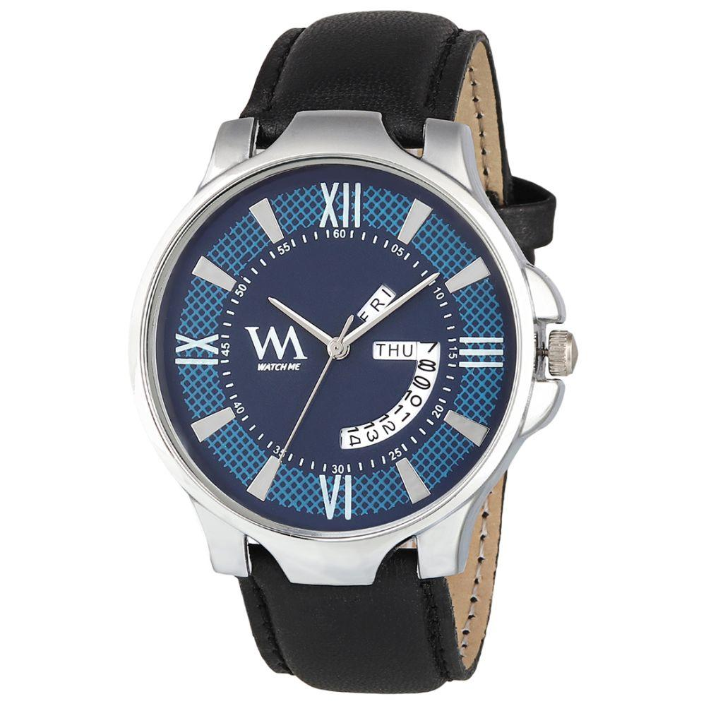 WatchMe High Quality Leather Watch For Men, For Casual And Party Wear