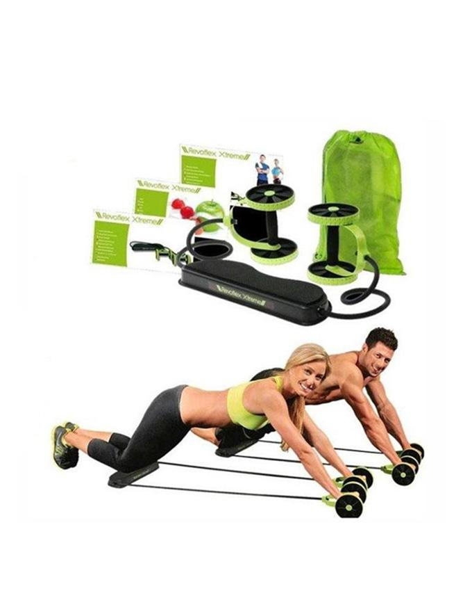 Revoflex Xtreme Abdominal Trainer Home Gym Home Workout Machine