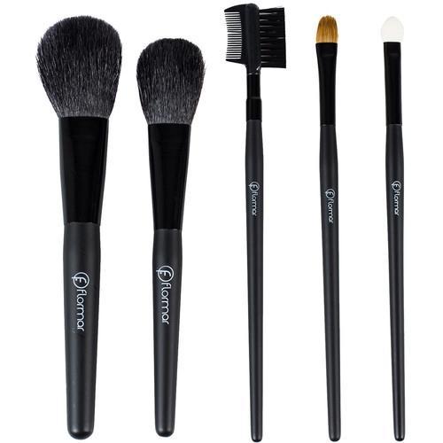 5 Pcs Make Up Brush Set