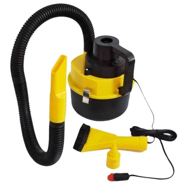 Dry Vacuum Cleaner For Car