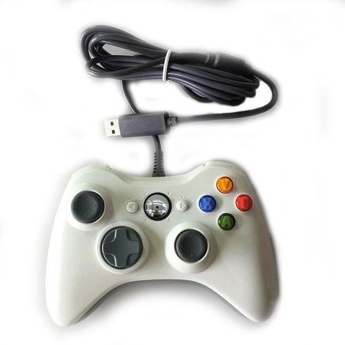 Xbox 360 Game Controller USB Wired Ergonomic Gamepad for Windows