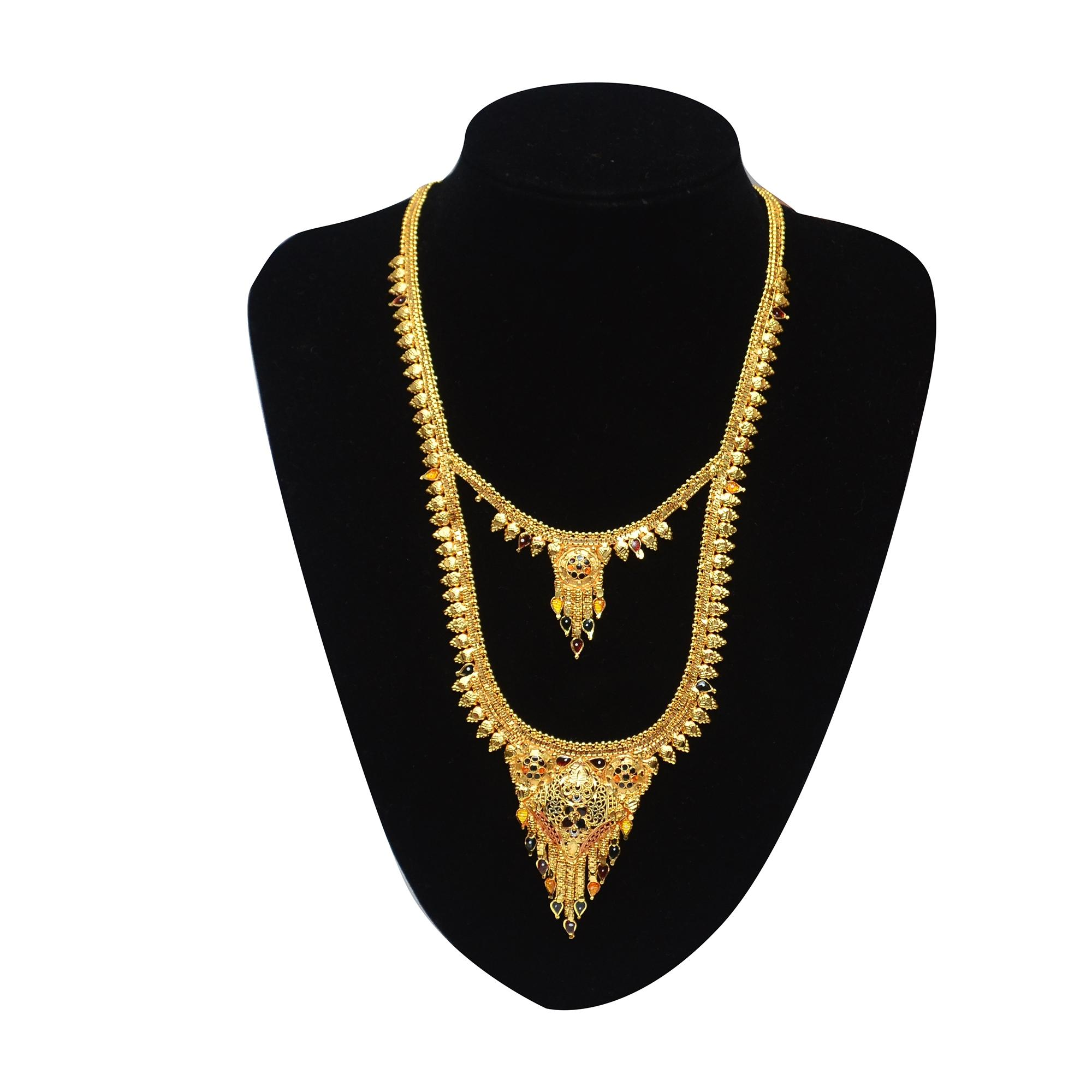 Women's Gold Plated Neckless