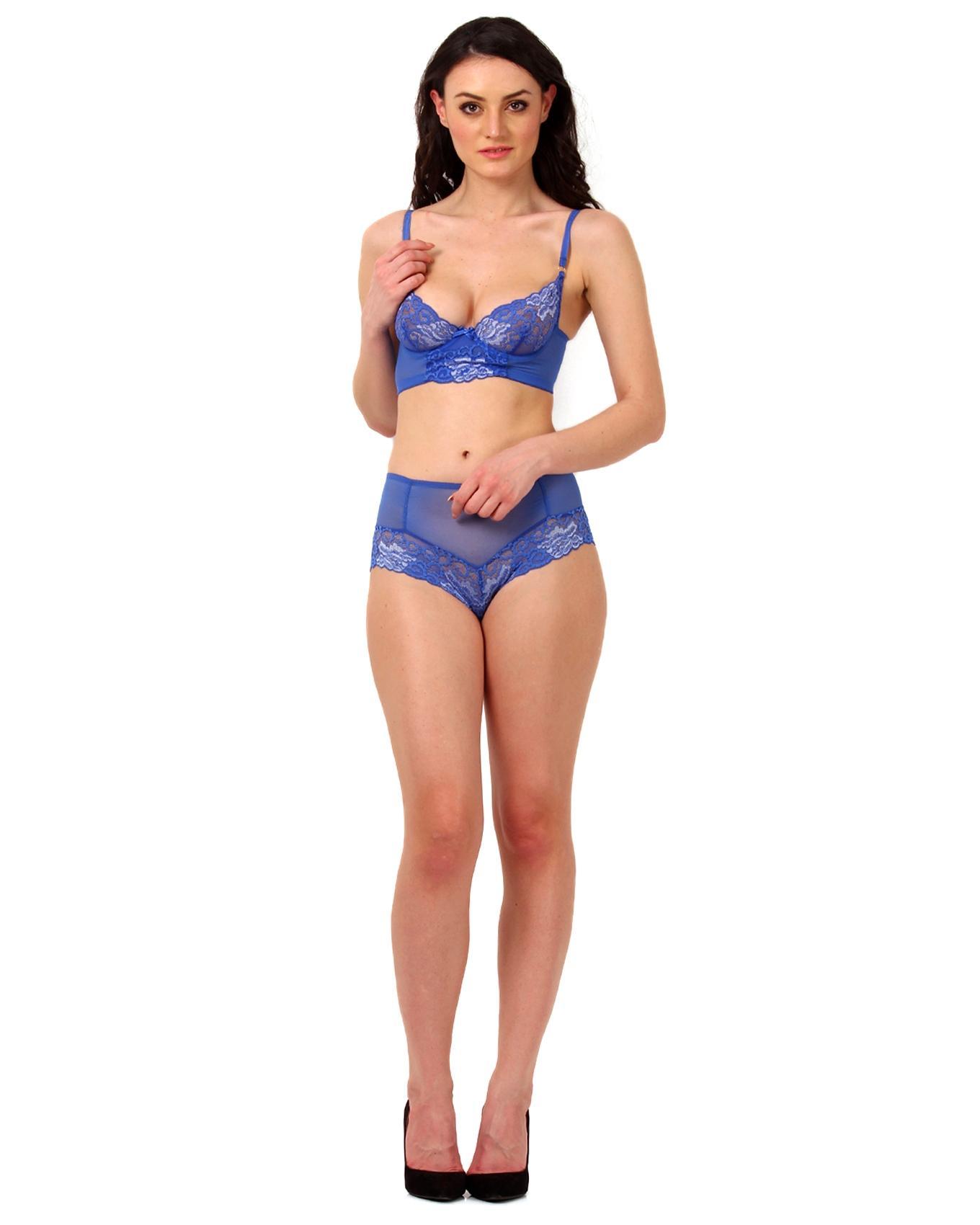Women s Lace Longline Bra - Indigo  Buy Sell Online   Best Prices in  SriLanka  2c1b64a5e