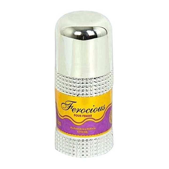 Ferocious Deodorant Roll On for Women 50ml