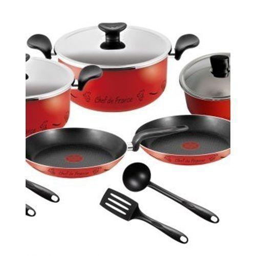 Essential Non-Steel Cookware Set 12Pcs