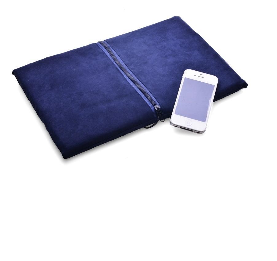 Blue Stereo Pillow Speaker