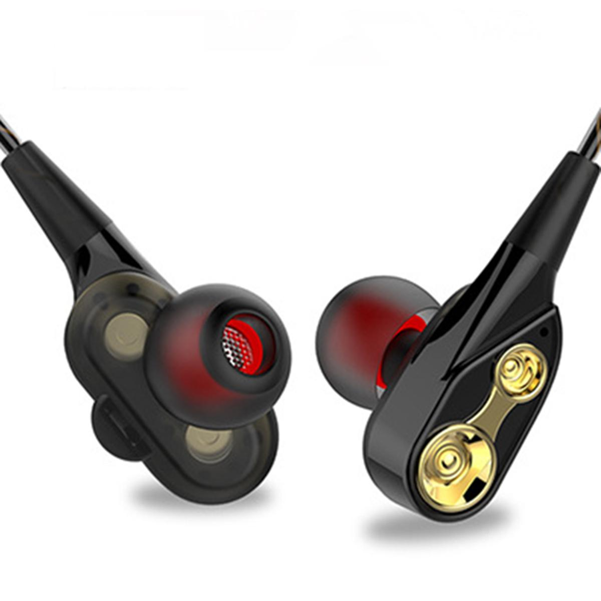 Buy Usplabsoemvivo In Ear Headphones At Best Prices Online Sri Earphone Headset Asus Stereo Oem Double Moving Coil Hi Fi Bass Earphones With Mic Noise Reduction Volume Control Hifi Earbuds