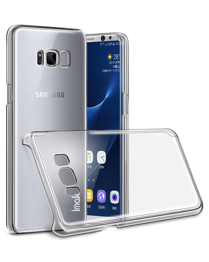 Transparent Backcover For Samsung Galaxy S8+