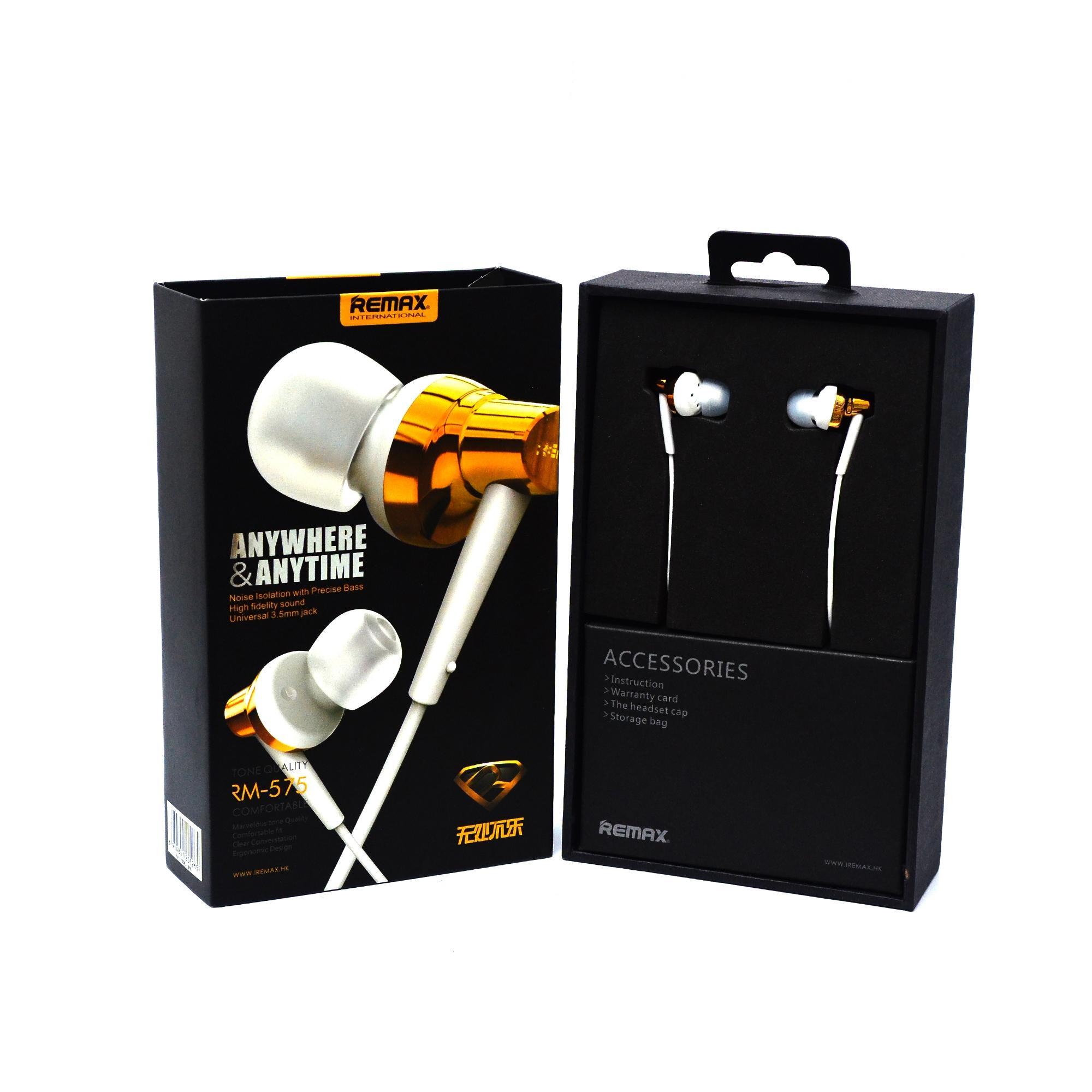 Remax In-Ear Headset