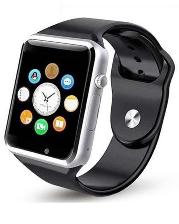35a57b0f3 Bluetooth Smart Watch with Camera SIM Card For Android iOS Phones
