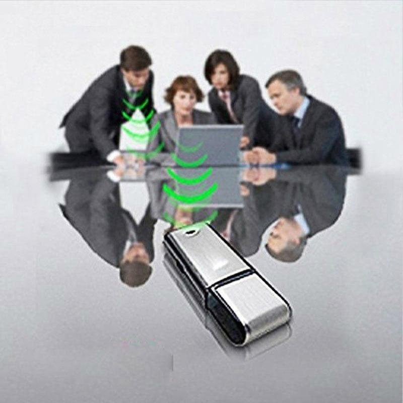 Voice Recorder Flash Drive - 8GB