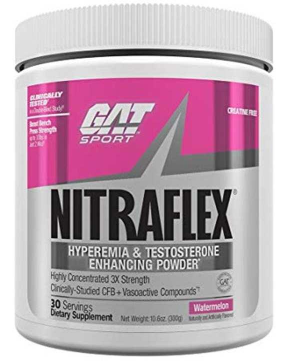 Nitraflex + Creatine - 420g/30 Servings - Watermelon