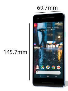 Google Pixel 2 - Physical Features