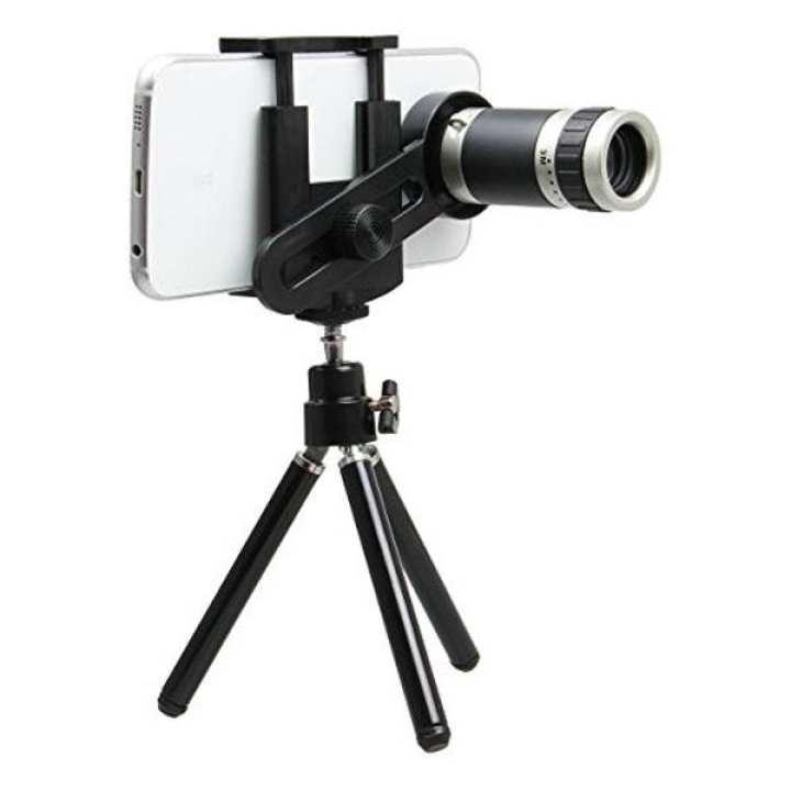 8X HD Mobile Phone Telescope Lens