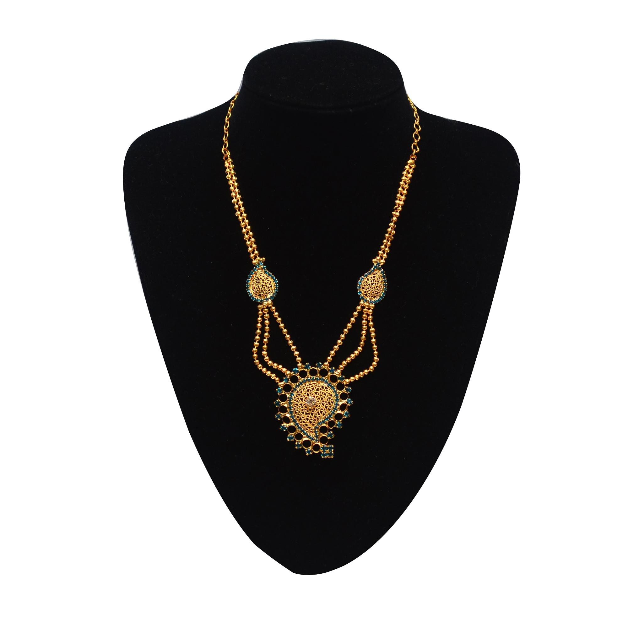 Women's Gold Plated Necklace