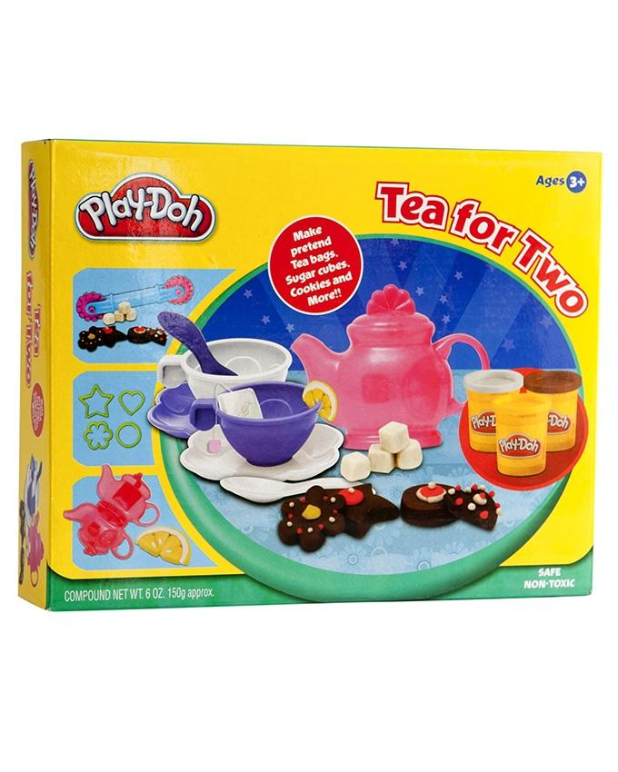 Play Doh Tea For Two