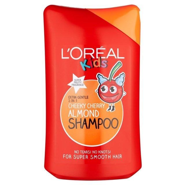 Extra Gentle 2-in-1 Cheeky Cherry Almond Shampoo 250ml