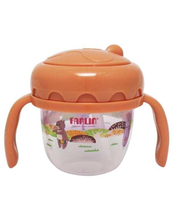 Gulu Straw Drinking Cup 120ml