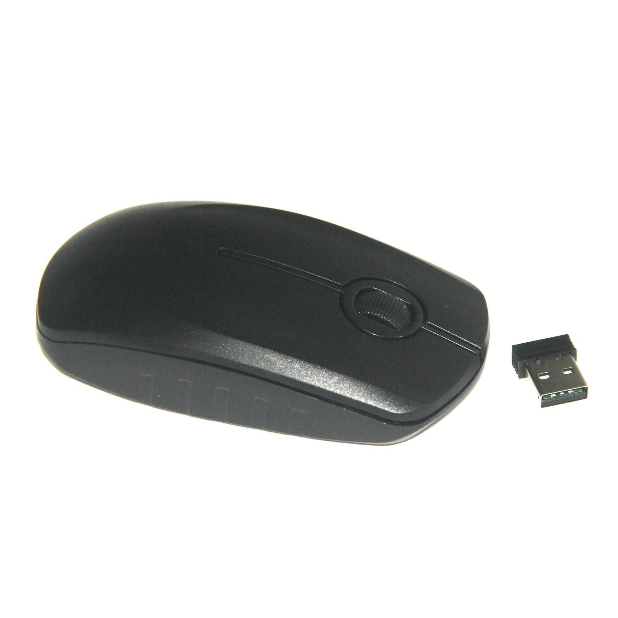 JX Wireless Optical Mouse