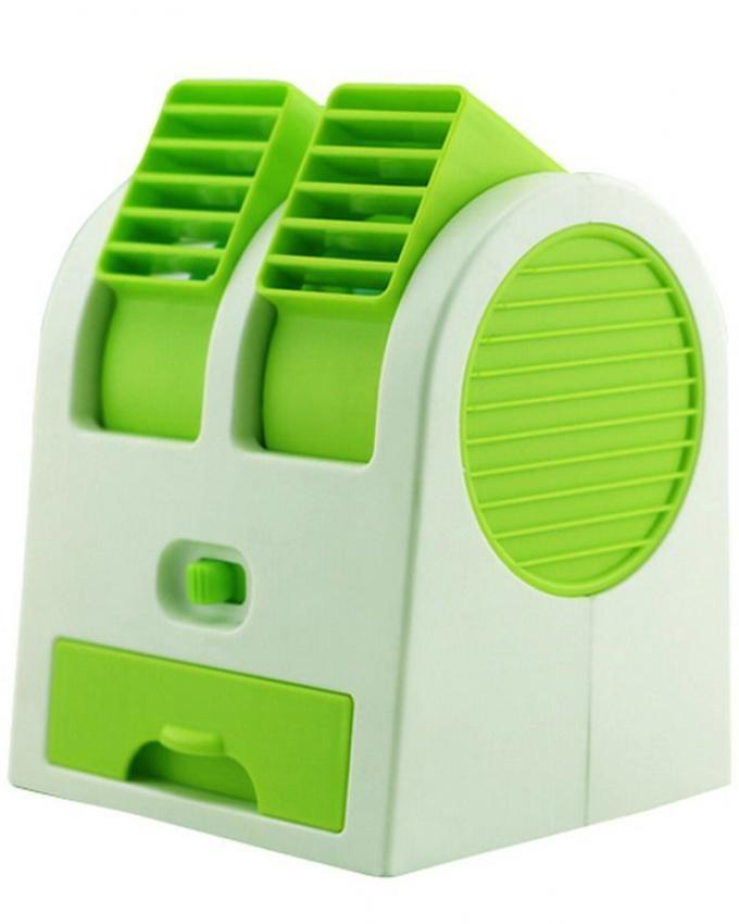 Mini Portable Water & Ice Cooling Air Conditioner Fan