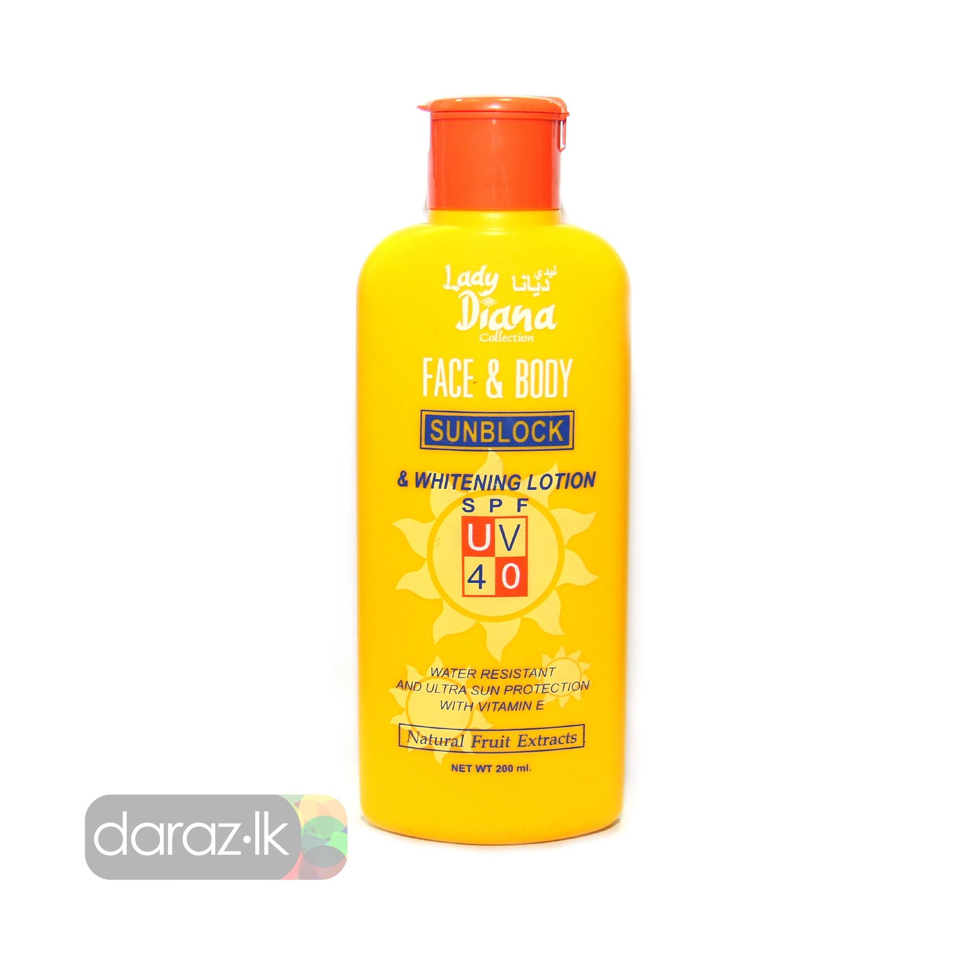 Buy Nivealady Diana Sunscreen And Aftersun At Best Prices Online In Nivea Whitening Sun Lotion Sunblock