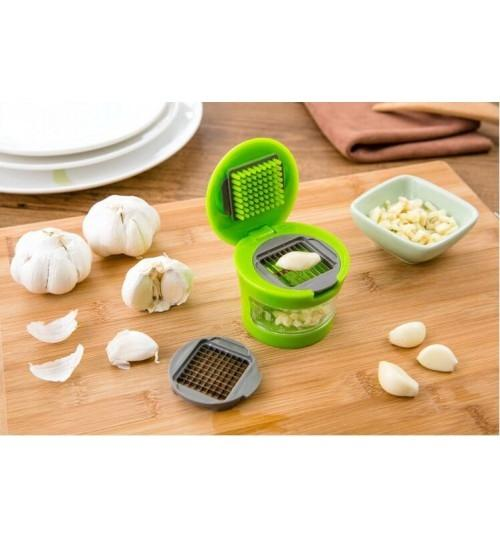 Garlic Press Mini Garlic Chopper