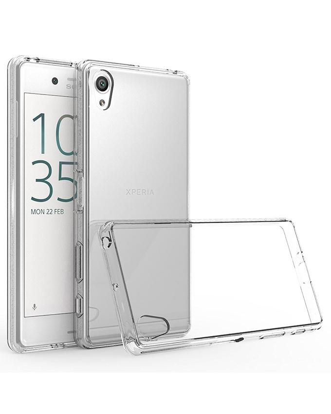 Transparent Backcover For Sony Xa Dual