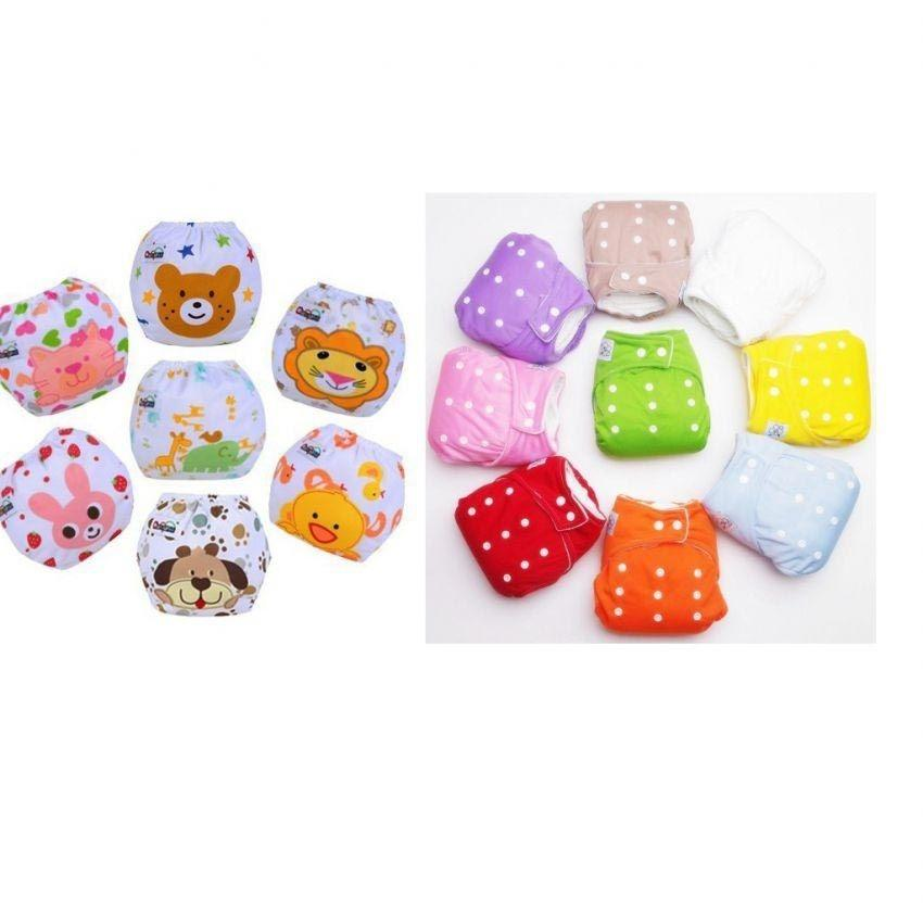 Pack Of 3 Baby Diapers